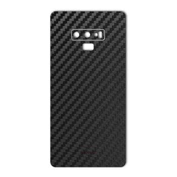 برچسب پوششی ماهوت مدل Carbon-fiber Texture مناسب برای گوشی  Samsung Note 9