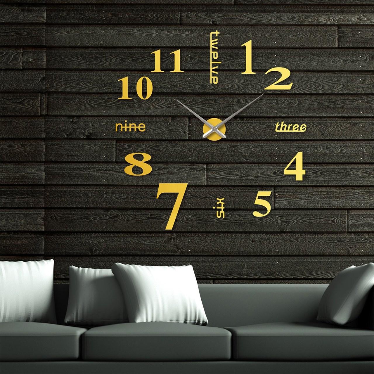 ساعت دیواری رویال ماروتی مدل ART-6007 سایز بزرگ