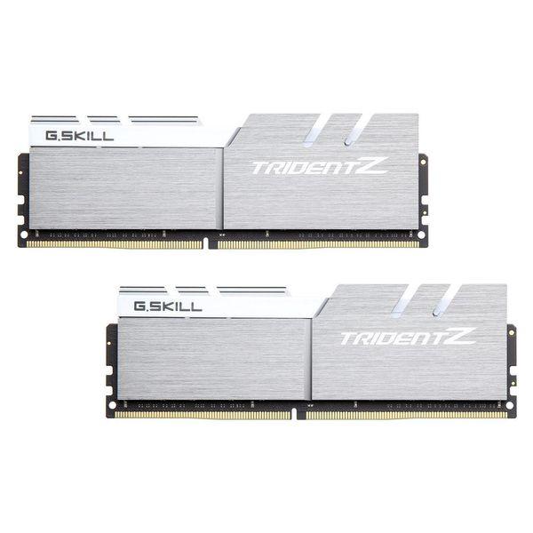 رم دسکتاپ DDR4 دو کاناله 4000 مگاهرتز جی.اسکیل مدل TridentZ ظرفیت 32 گیگابایت