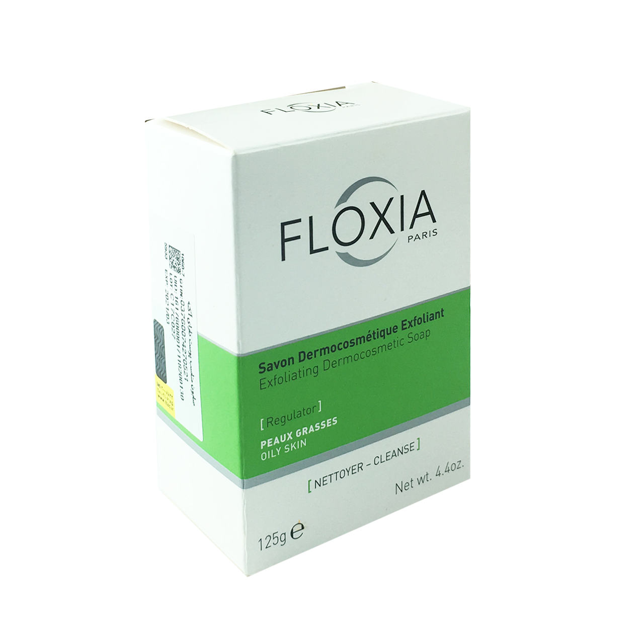 خرید                      صابون ضد جوش فلوکسیا پاریس مدل Regulator مقدار 125 گرم