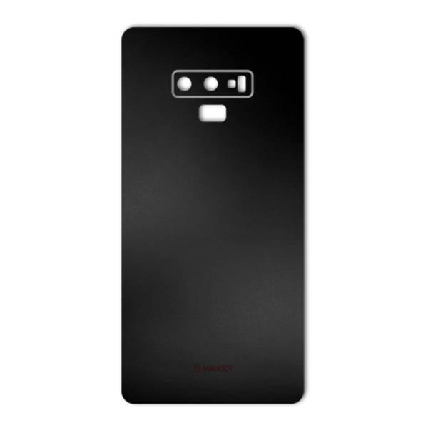 برچسب پوششی ماهوت مدل Black-color-shades Special مناسب برای گوشی  Samsung Note 9