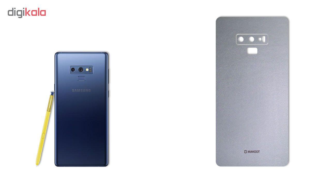 برچسب پوششی ماهوت مدل Black-color-shades Special مناسب برای گوشی  Samsung Note 9 main 1 2