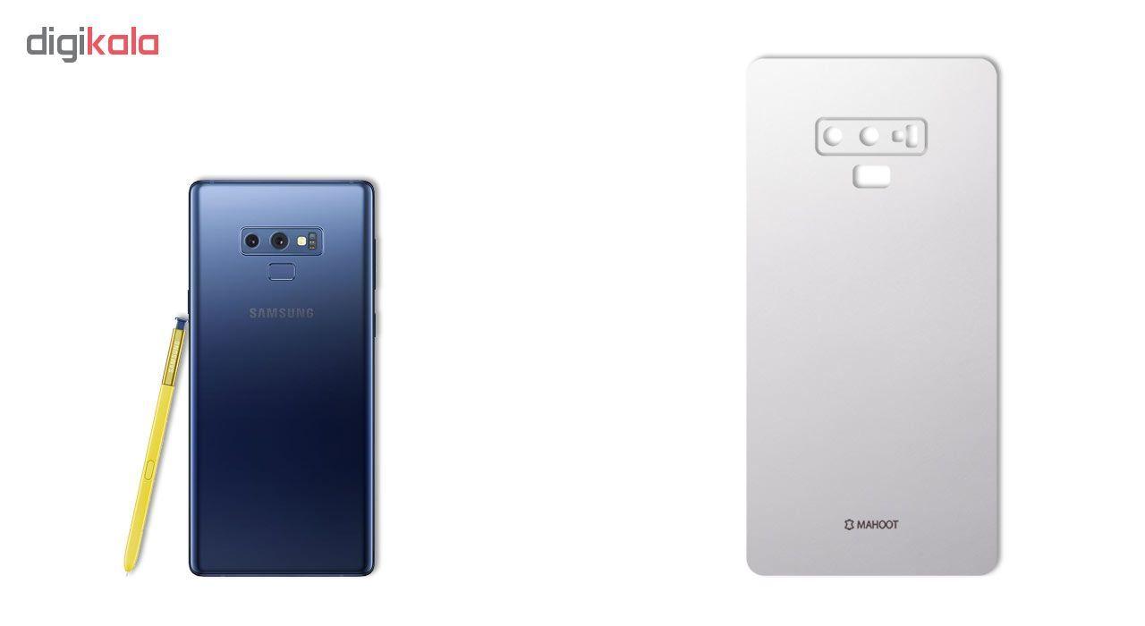 برچسب پوششی ماهوت مدل Black-color-shades Special مناسب برای گوشی  Samsung Note 9 main 1 3