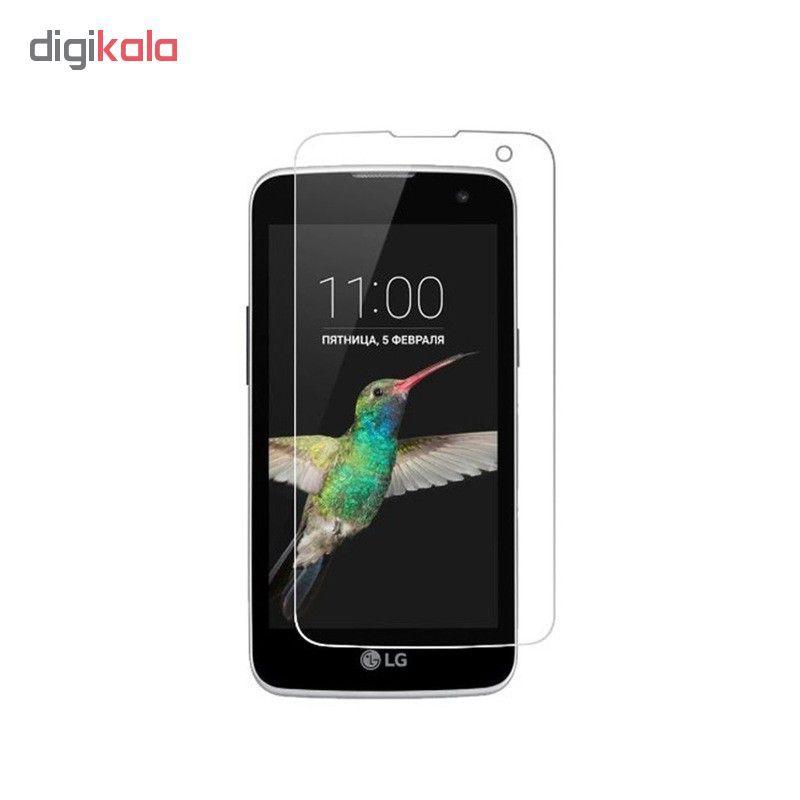 محافظ صفحه نمایش مدل 212tempered مناسب برای گوشی موبایل ال جی K4 main 1 1