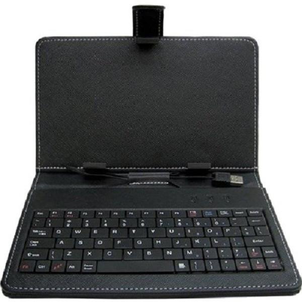 کیف کلاسوری کیبورددار ایکس پی-پروداکت مدل xp-TC11041K مناسب برای تبلت 7 اینچی