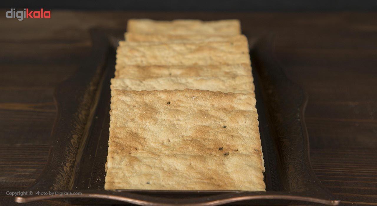 نان سنتی کاک سبوس دار زعفرانی اورنگ مقدار 450 گرم main 1 1