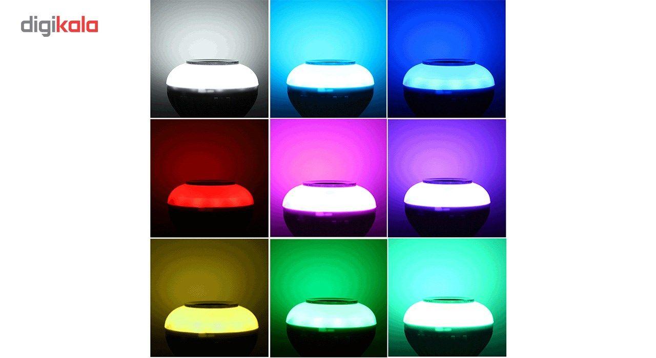 لامپ هوشمند و اسپیکر بلوتوث دیوایس کد Music Bulb  main 1 6
