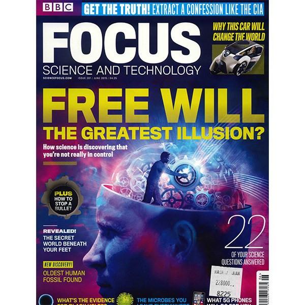 مجله Focus - ژوئن 2015