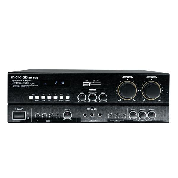آمپلی فایر میکرولب مدل KM-800 | Microlab amplifier KM-800