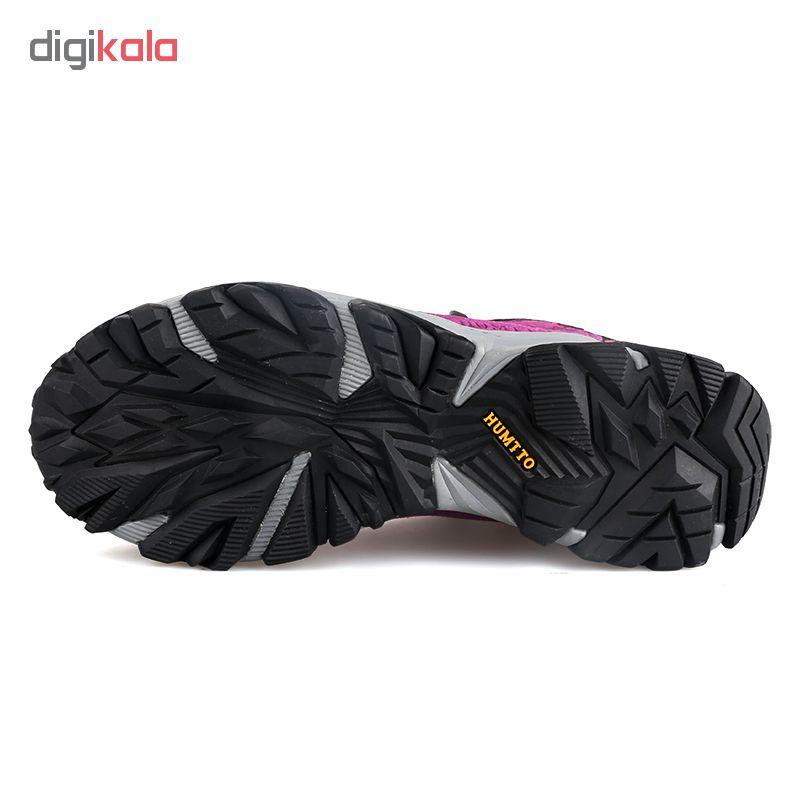 کفش کوهنوردی زنانه هامتو مدل 1-6520