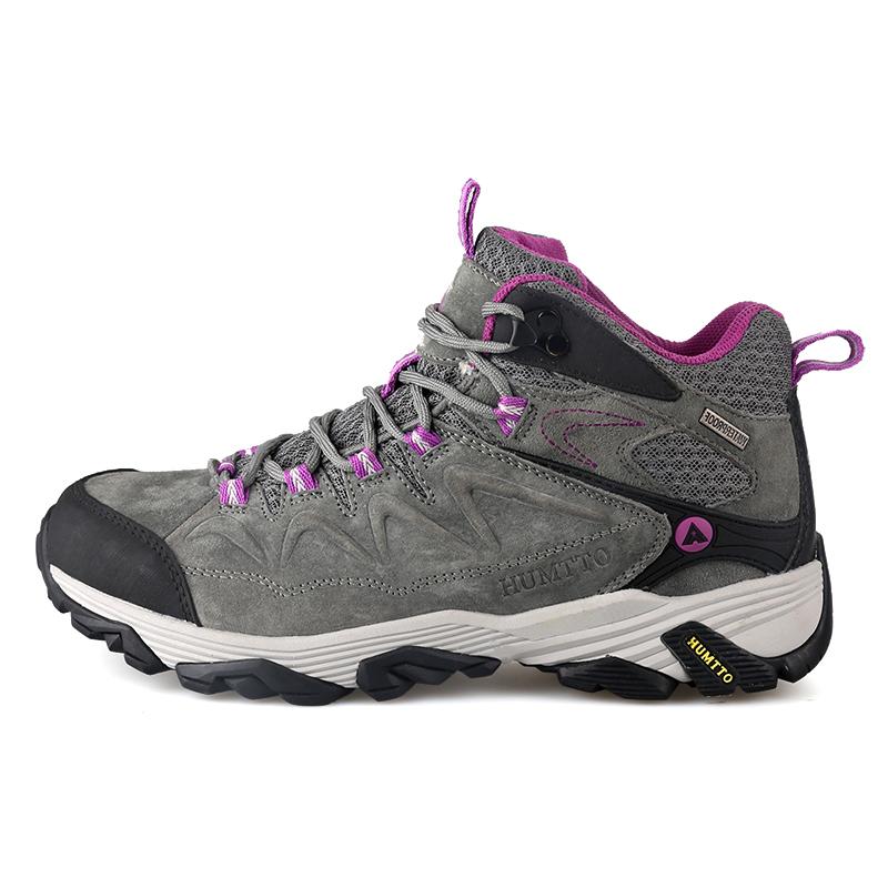 کفش کوهنوردی زنانه هامتو مدل 2-6520