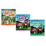 کتاب Family And Friends Second Edition اثر Naomi Simmons انتشارات سپاهان جلد 4 تا 6