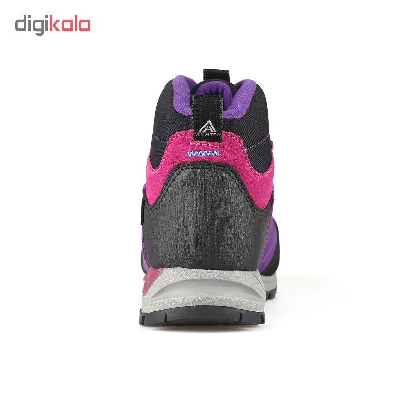 کفش کوهنوردی زنانه هامتو مدل 3-6588