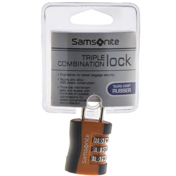 قفل رمزی سامسونیت مدل Triple Combination