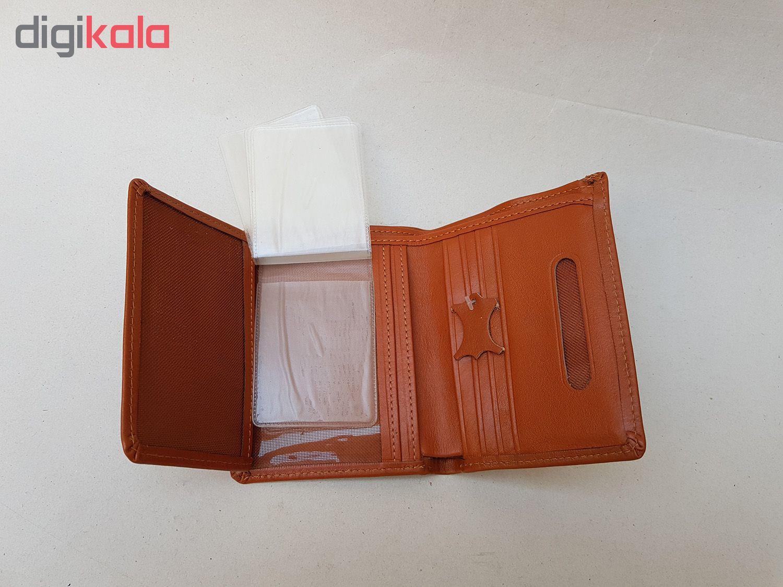کیف پول مدل mp222