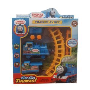 قطار اسباب بازی مدل thomas