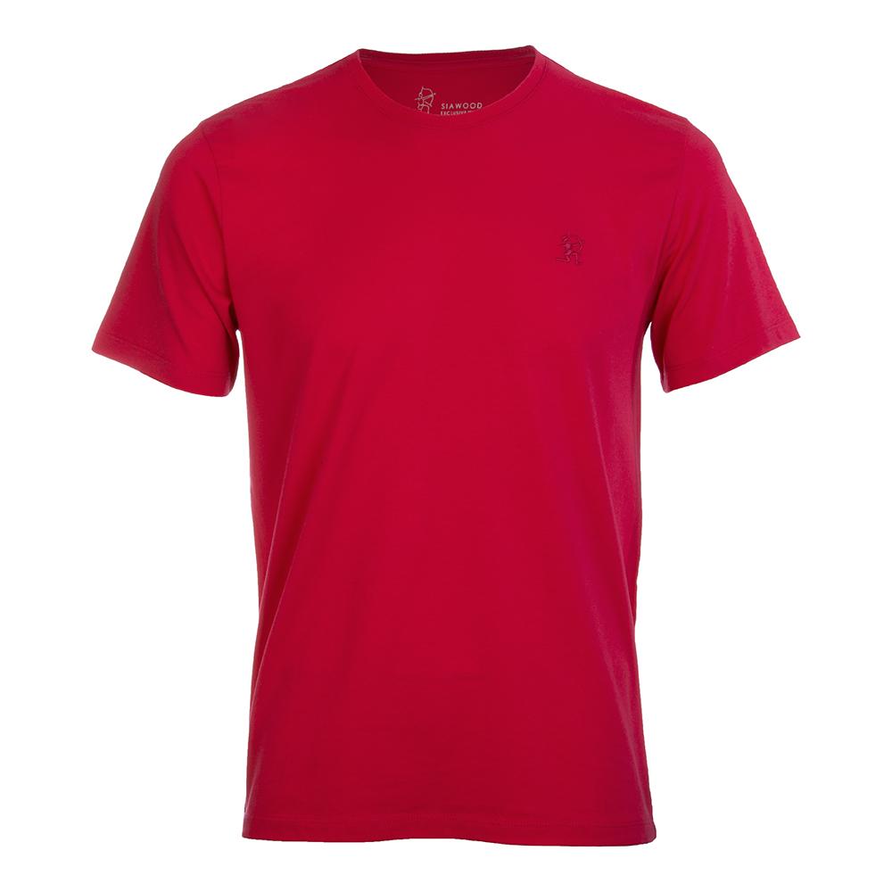 تي شرت مردانه سیاوود  مدل CNECK-32818-قرمز R0021