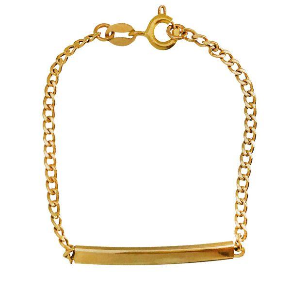 دستبند طلا 18 عیار  مدل M750 |
