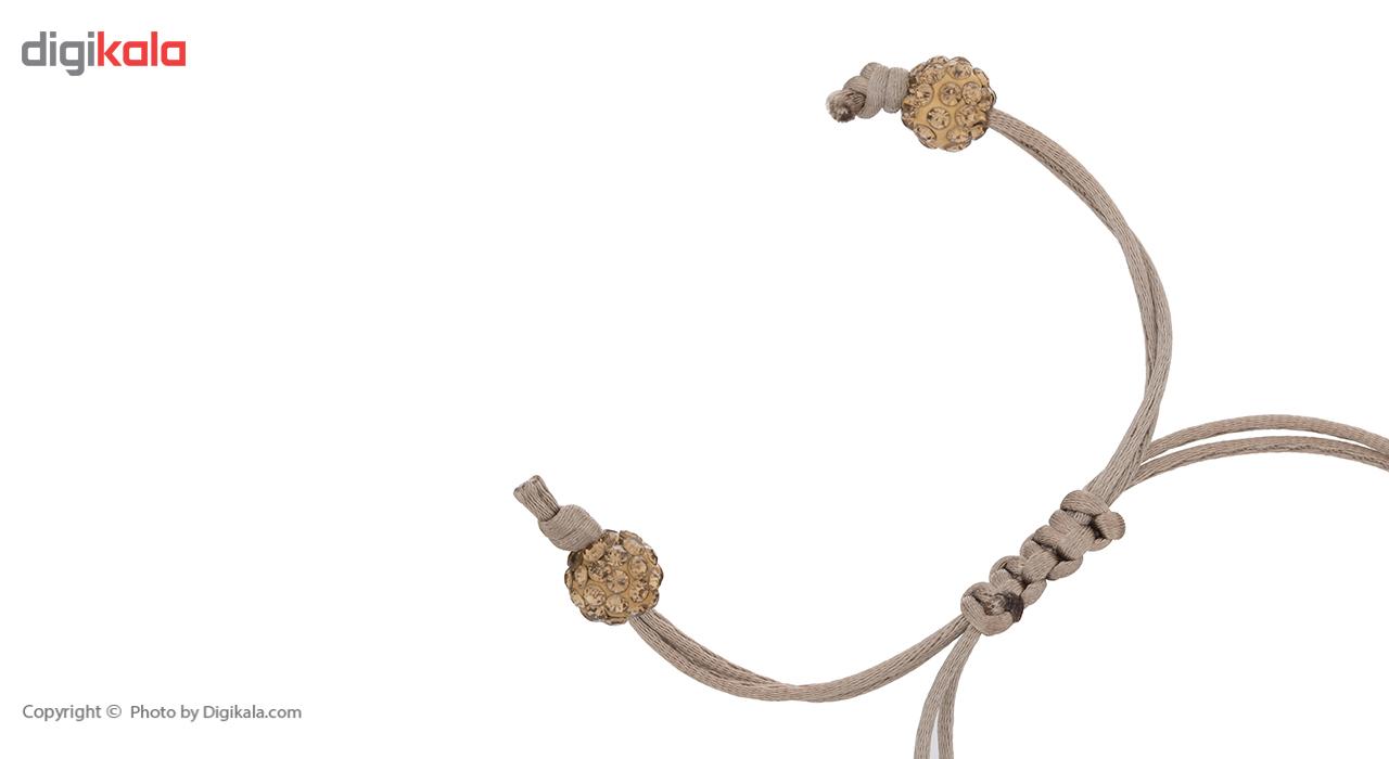 دستبند طلا 18 عیار مدل AN0013 سوفیا