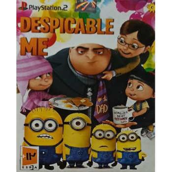 بازی DESPICABLE ME مخصوص PS2