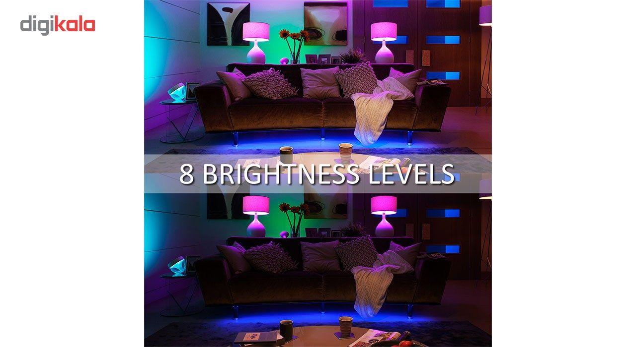 لامپ هوشمند و اسپیکر بلوتوث دیوایس کد Music Bulb  main 1 11