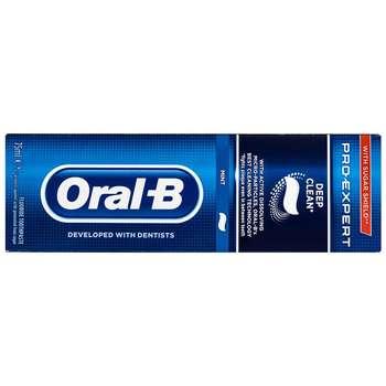 خمیر دندان اورال-بی سری All Around Protection مدل Deep Clean حجم 75 میلی لیتر