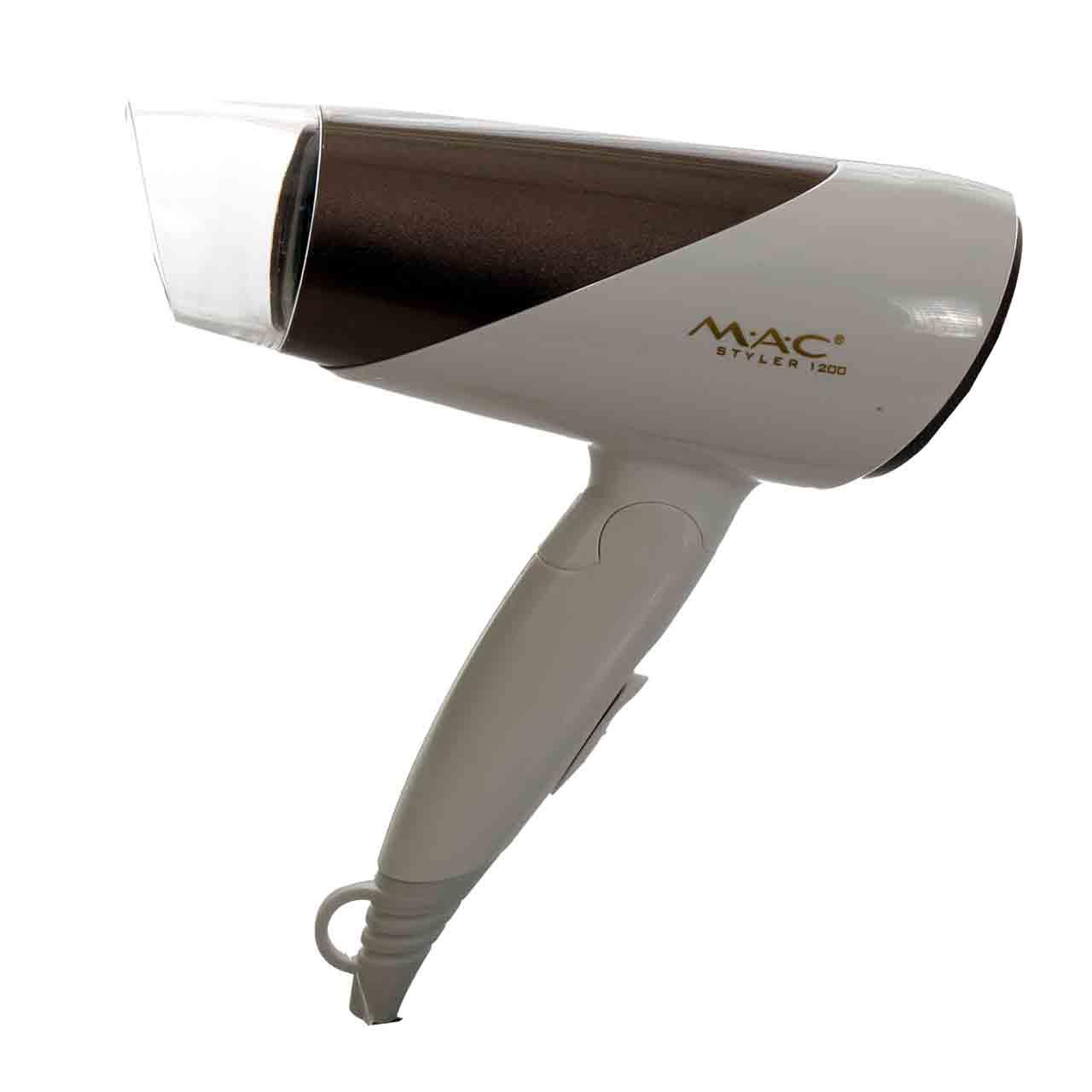سشوار مسافرتی مک استایلر مدل MC-6601