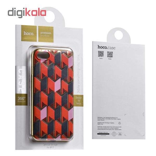 کاور هوکو مدل Fashion مناسب برای گوشی موبایل iPhone 8 Plus/7 Plus main 1 11