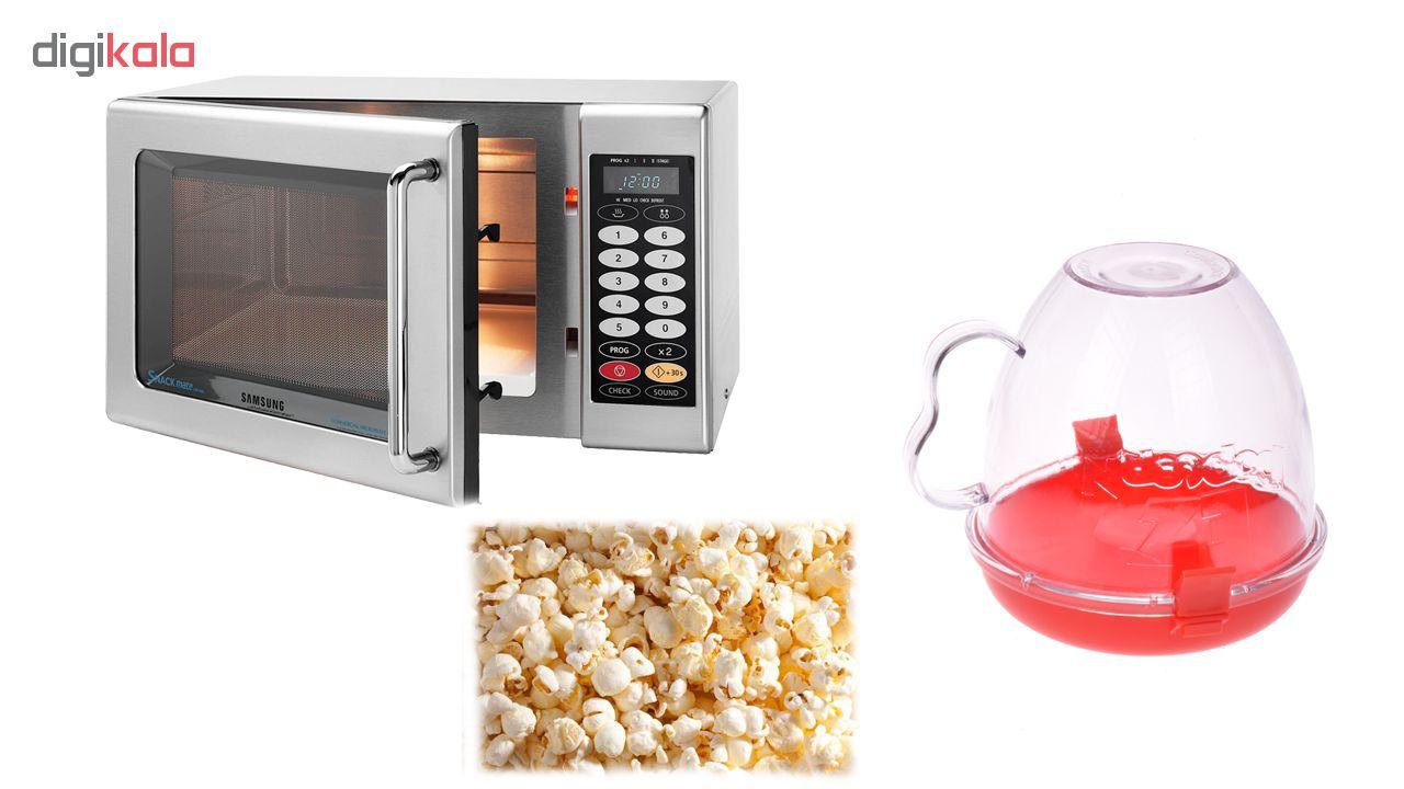 ظرف پاپکورن مدل EZ Popcorn مناسب برای مایکروویو