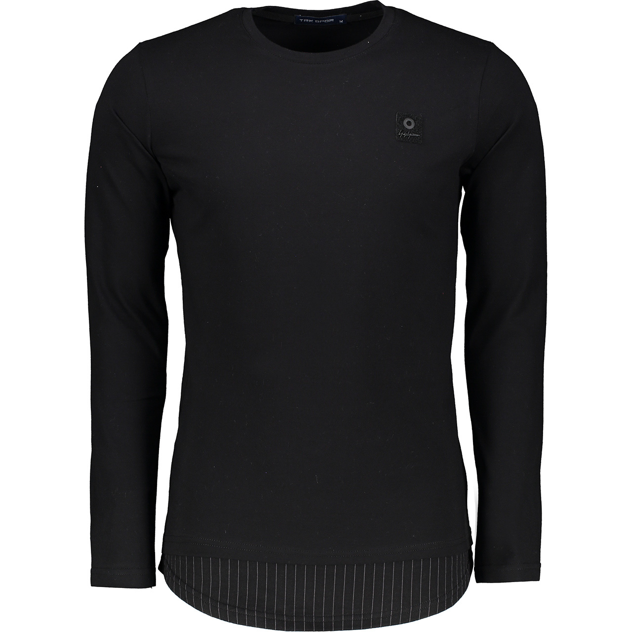 قیمت تی شرت آستین بلند مردانه تارکان کد 254