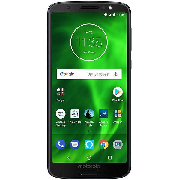 گوشی موبایل موتورولا مدل Moto G6 XT1925-5 دو سیم کارت ظرفیت 64 گیگابایت | Motorola Moto G6 XT1925-5 Dual SIM 64GB Mobile Phone
