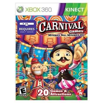 بازی Carnival مخصوص Xbox 360