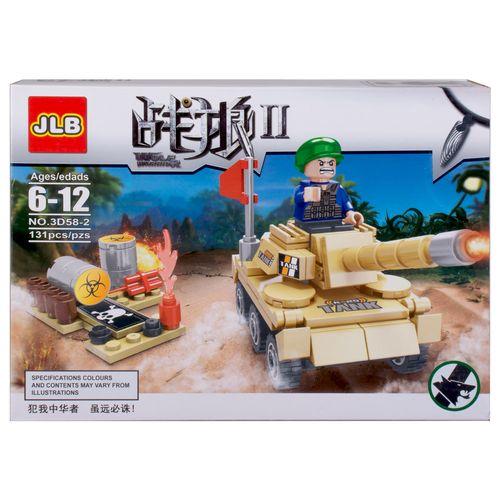 ساختنی جی ال بی مدل 3D58
