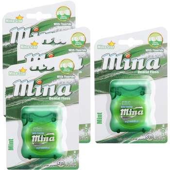 نخ دندان مینا مدل Mint Narrow بسته 4 عددی