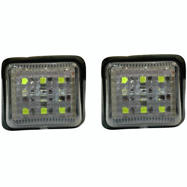 چراغ اس ام دی راهنمای گلگیر مدل PG-01 مناسب برای پژو 405