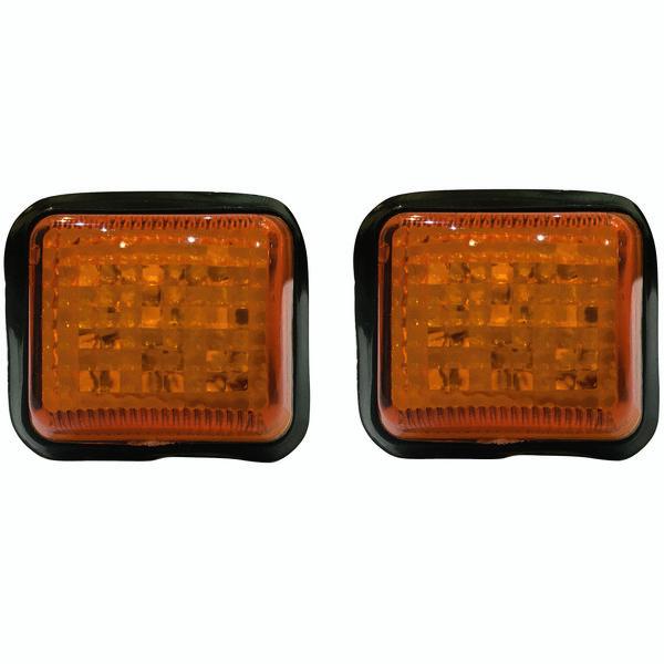 چراغ اس ام دی راهنمای گلگیر مدل PG-02 مناسب برای پژو 405