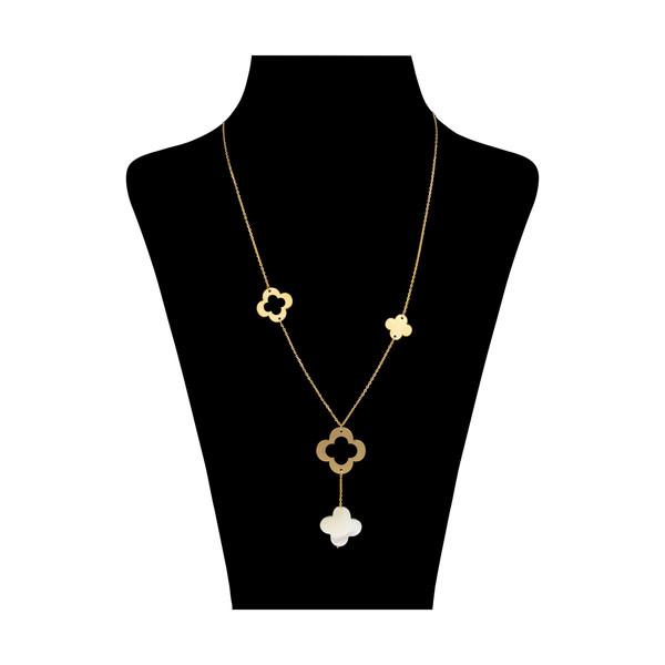 گردنبند طلا 18 عیار زنانه مایا ماهک مدل MM1352