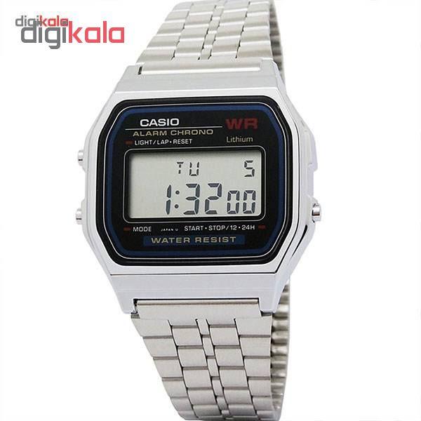ساعت مچی دیجیتال مردانه کاسیو مدل A159WA-N1DF -  - 1