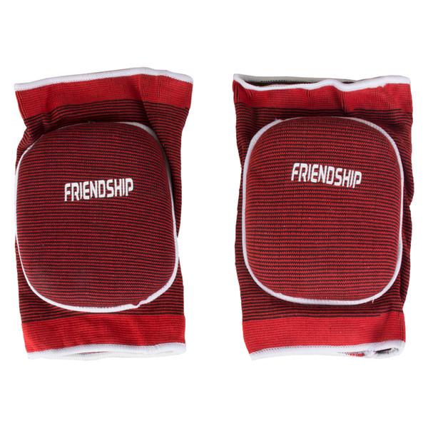 زانوبند والیبال فرندشیپ مدل 002 بسته 2 عددی سایز freesize