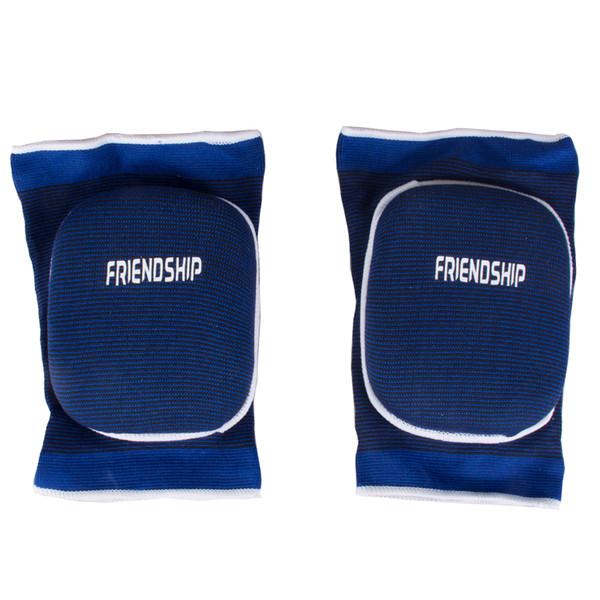 زانوبند والیبال فرندشیپ مدل 003 بسته 2 عددی سایز freesize