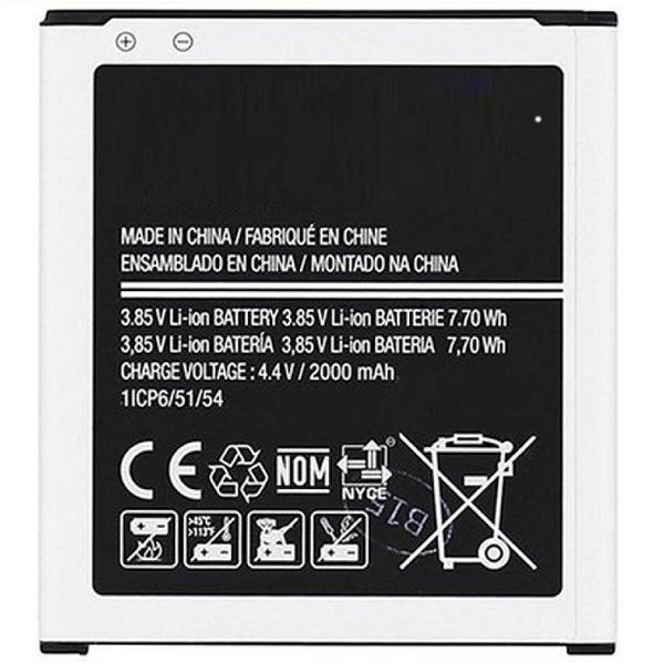 باتری موبایل مدل EB-BG360CBC ظرفیت 2000 میلی آمپر ساعت مناسب برای گوشی موبایل سامسونگ J2 2015