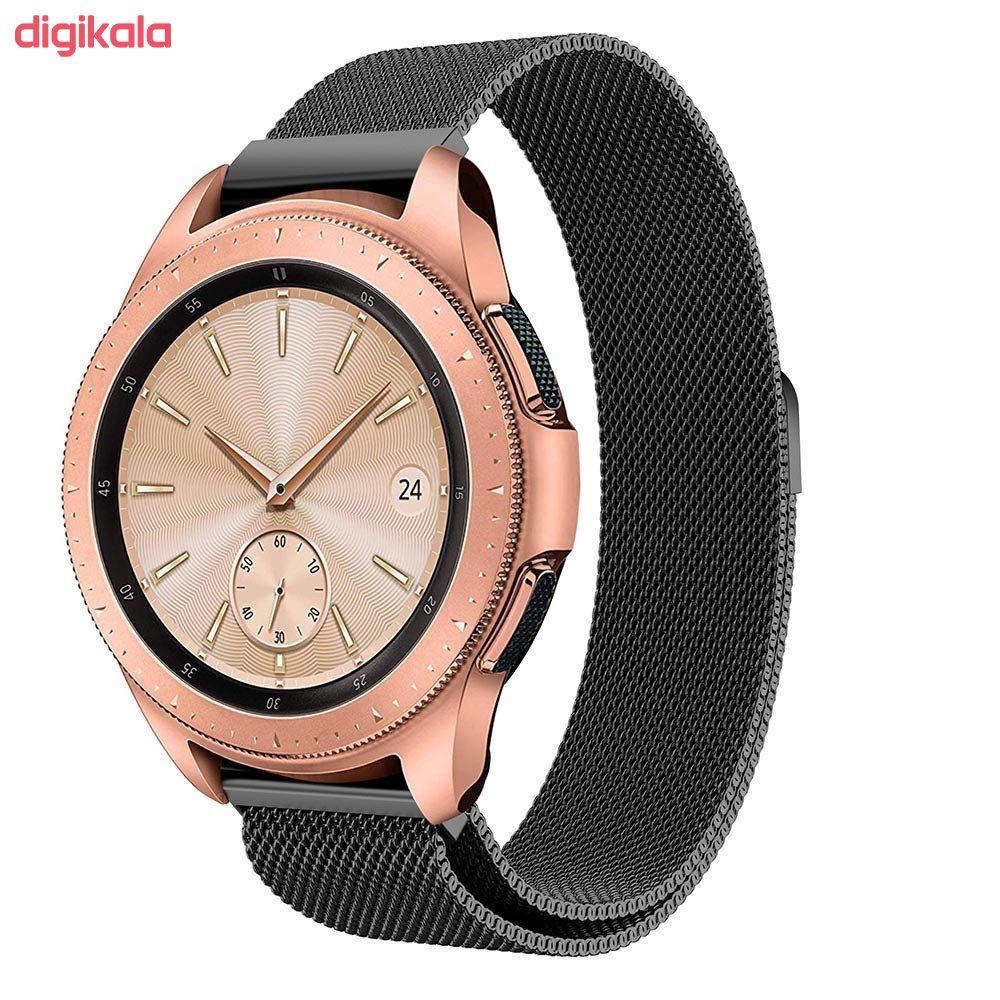 بند مدل milanese مناسب ساعت هوشمند سامسونگ Galaxy Watch 46mm main 1 2