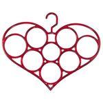 آویز شال و روسری مدل قلب کد200 thumb