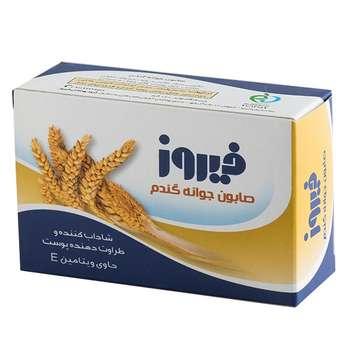 صابون فیروز مدل Wheat Germ مقدار 120 گرم