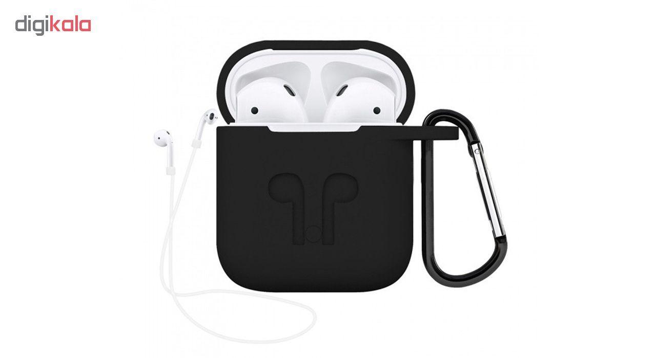 کاور محافظ مدل Fashion مناسب برای کیس اپل AirPods main 1 3