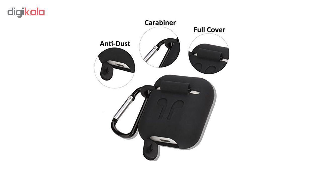 کاور محافظ مدل Fashion مناسب برای کیس اپل AirPods main 1 4