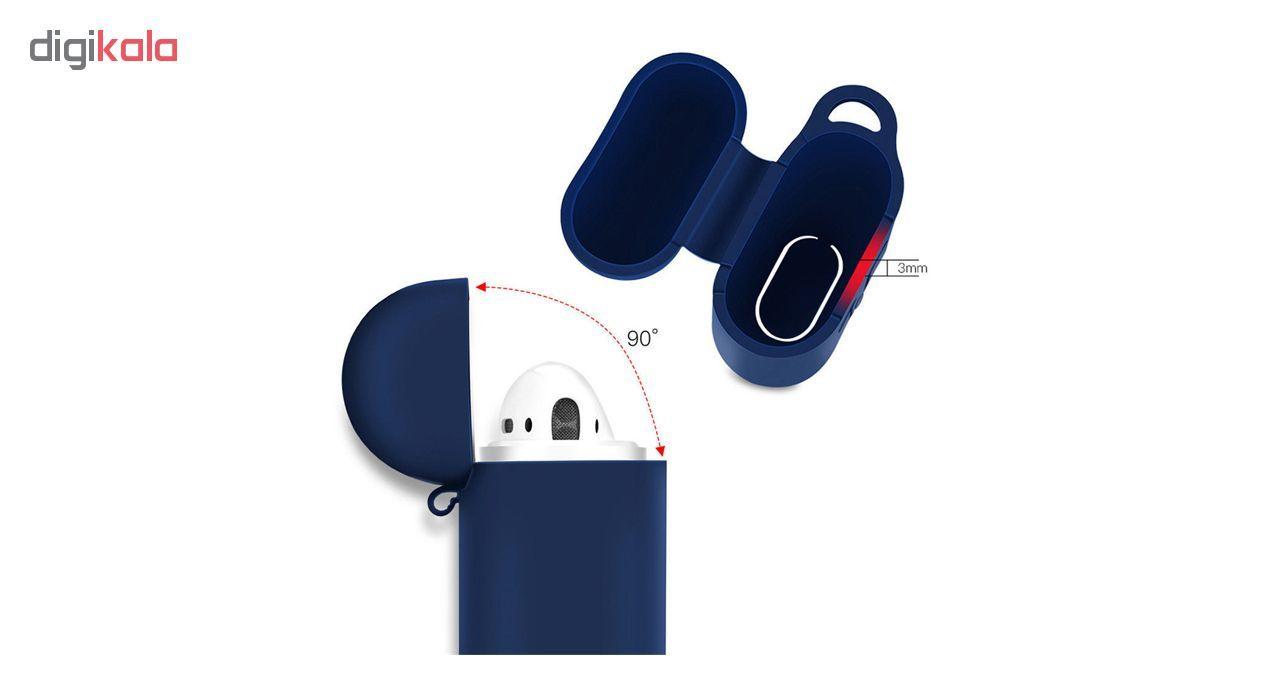کاور محافظ مدل Fashion مناسب برای کیس اپل AirPods main 1 7
