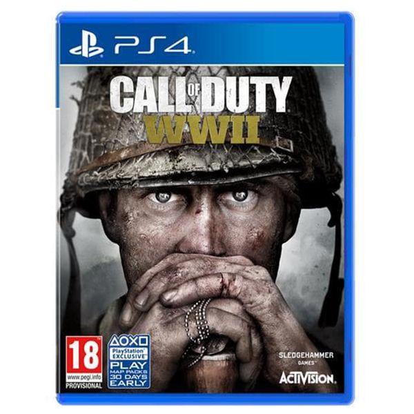 بازیCall of Duty WWIIریجن2 مناسب برای PS4 | Call of Duty WWII - PlayStation 4-Region 2