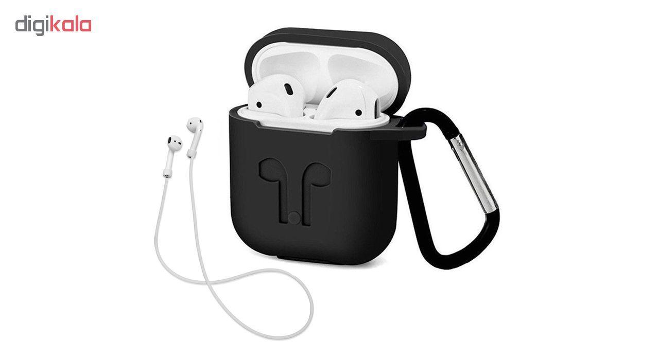 کاور محافظ مدل Fashion مناسب برای کیس اپل AirPods main 1 1