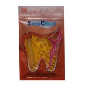 نخ دندان مدل کمانی اورکلین بسته 50 عددی